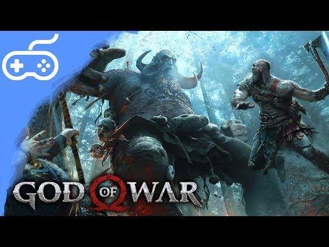 NEJLEPŠÍ HRA NA PS4?! - God of War #1