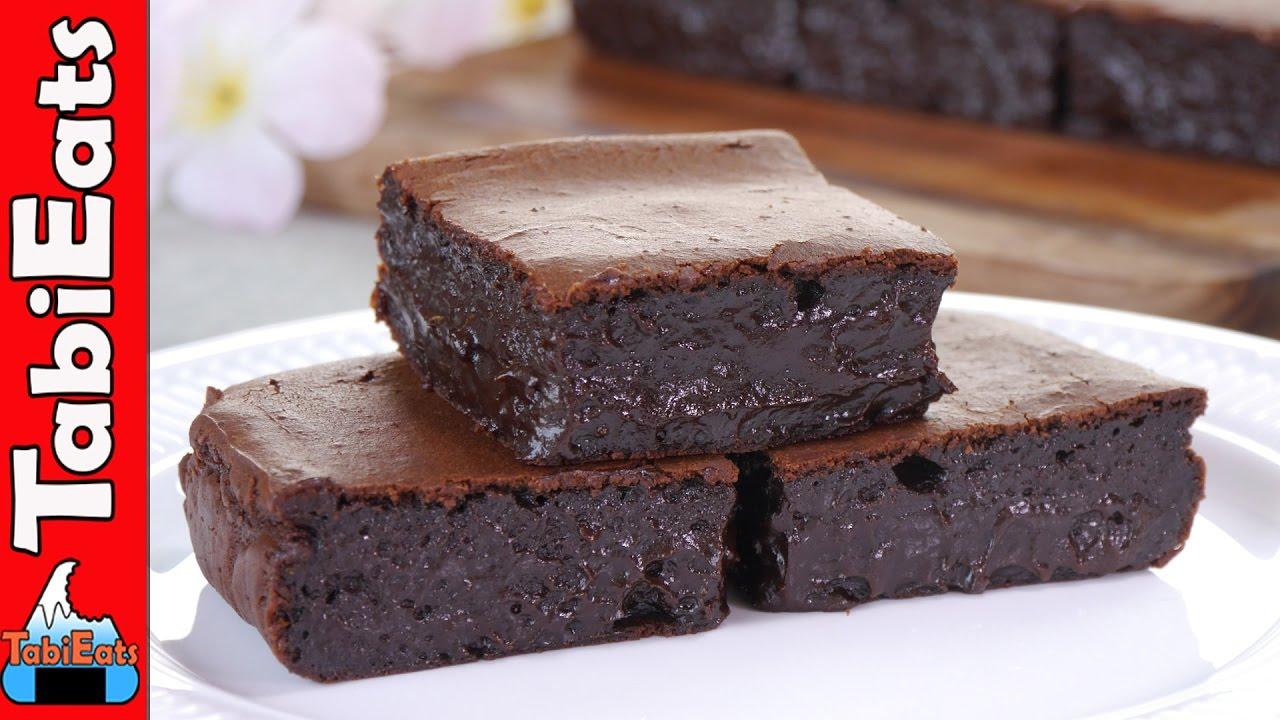 Chocolate Mochi Recipe Youtube