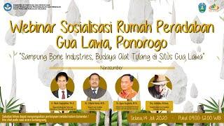 Download lagu Webinar Sosialisasi Rumah Peradaban Gua Lawa Ponorogo
