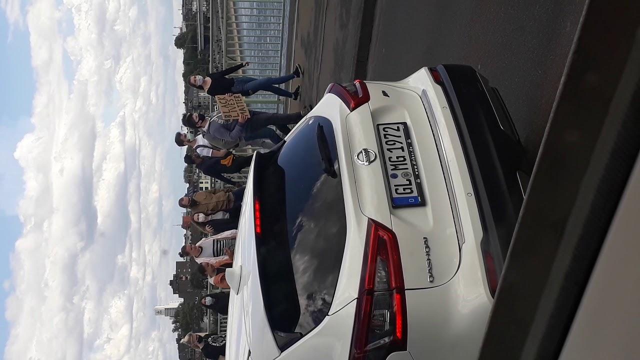 Köln Demo Rassismus