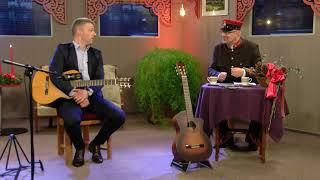 """Raidījums """"Vilciens Rīga - Valka"""". Ēriks Upenieks (03.12.2017.)"""