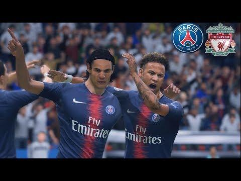 Paris Saint Germain v Liverpool -  Uefa Champions League 2018/2019 - 28/11/2018 - FIFA19