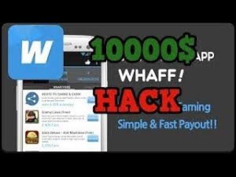 Cara Hack WHAFF Rewards Tanpa Root terbaru
