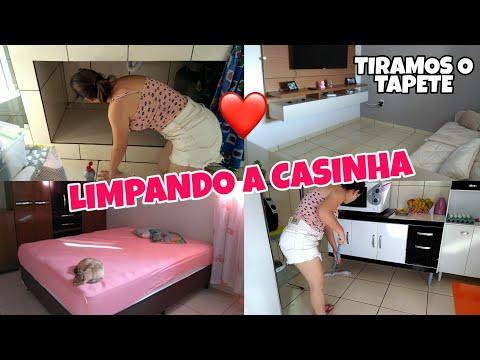 UM DIA BEM PRODUTIVO! Limpando e organizando a casa | Tati Barbosa thumbnail