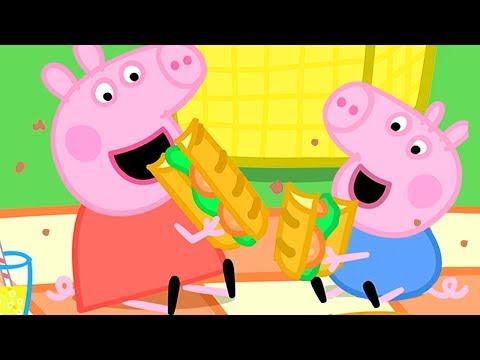 小猪佩奇 第三季 全集合集 | 露营度假 | 粉红猪小妹|Peppa Pig | 动画