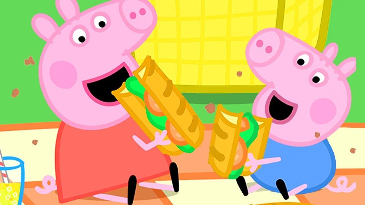 小豬佩奇 第三季 全集合集 | 露營度假 | 粉紅豬小妹|Peppa Pig | 動畫 - YouTube