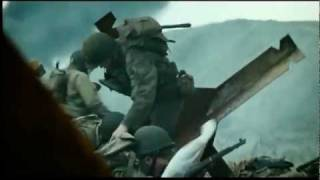 Saving Private Ryan D-Day scene - Bootleg Fireworks dubb