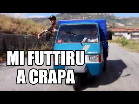 MI FUTTIRU A CRAPA (SUBEME LA RADIO PARODIA CALABRESE) - REALISTS