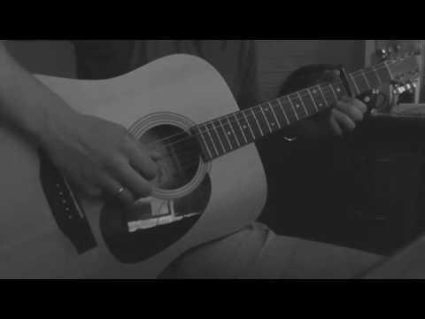 И.Тальков-Чистые пруды(кавер на гитаре)(фингерстайл)