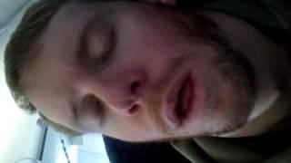 Jason roberts snoring on a plane