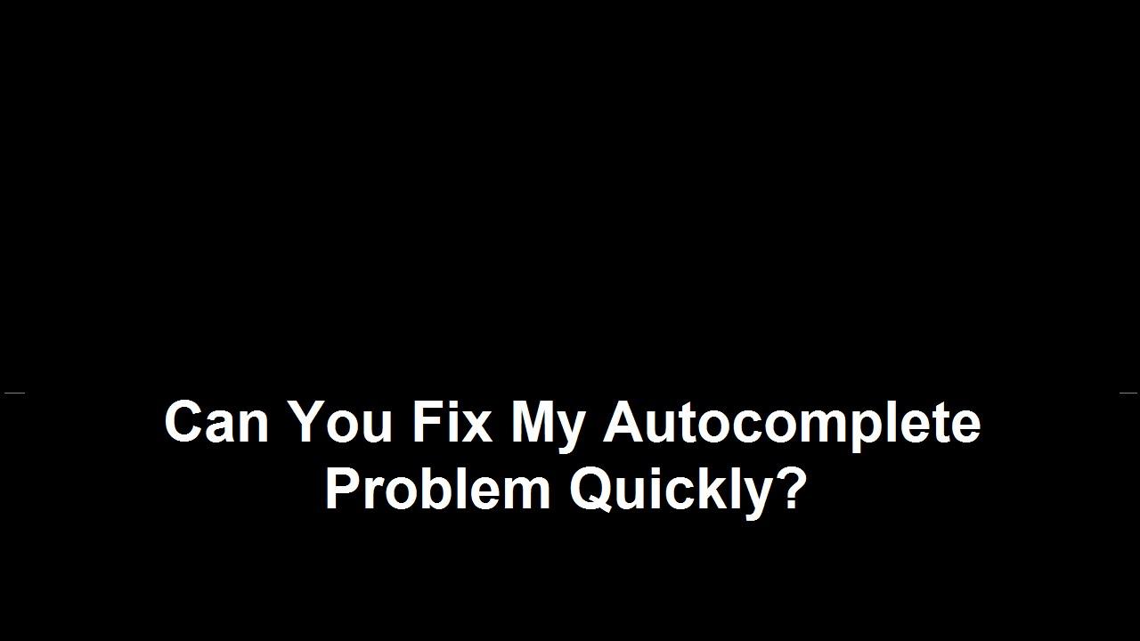Google Autocomplete Repair – Remove Negative Suggestions