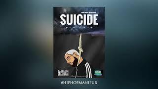 Gambar cover SUICIDE//BORIZ BOB//OFFICIAL MP3//HIPHOPMANIPUR