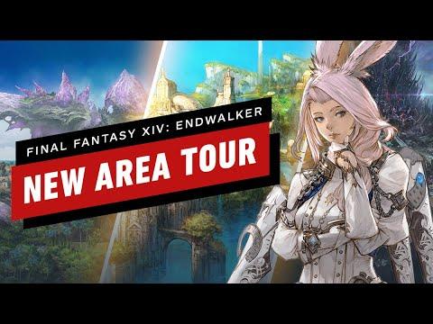 Final Fantasy 14: Endwalker Expansion será más grande que muchos lanzamientos de RPG modernos