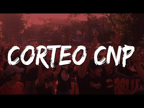 CORTEO CURVA NORD PERSIJA - FINAL PIALA PRESIDEN 2018