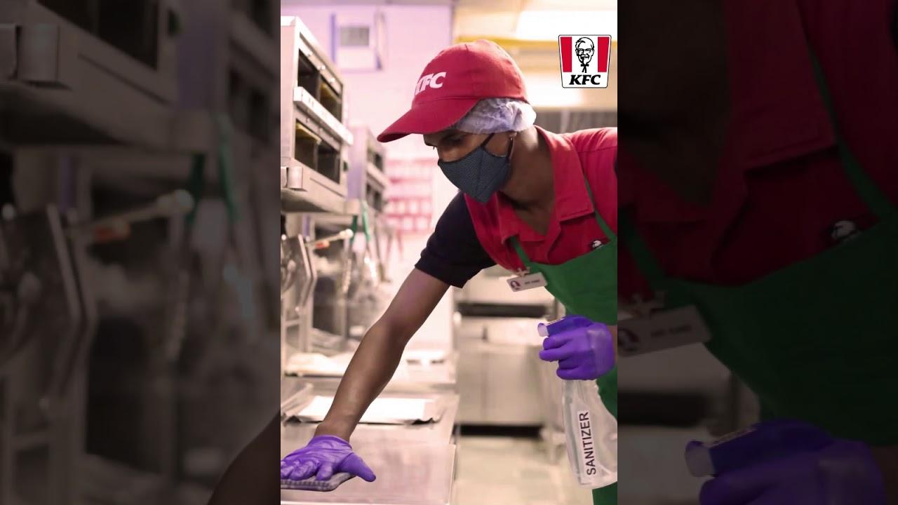 KFC's 4x safety