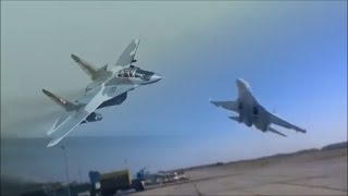 Ultimate Extreme Low Pass Russian Made Sukhoi & MIG Fighter Jet. Only HD.