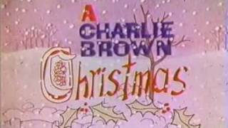 "A Charlie Brown Christmas - ""Sponsored By..."" (1984)"