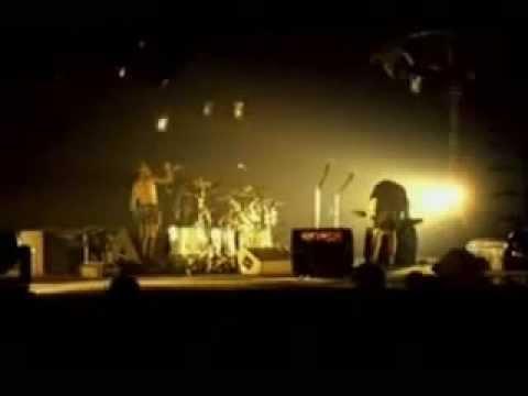 Acidente Grave no Show do Metallica no México 2010 - Completo (Câmeras de Palco)