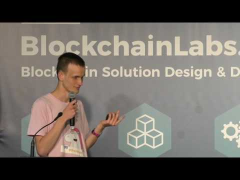 Vitalik Buterin - The Cryptoeconomic way - BlockchainLabs.NZ