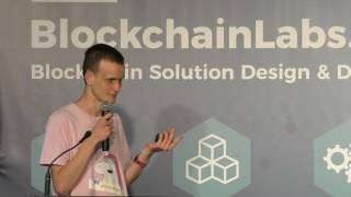 Vitalik Buterin - The Cryptoeconomic way - BlockchainLabs.NZ Mp3