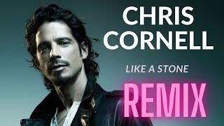Chris Cornell Audioslave - Like a Stone (REMIX)