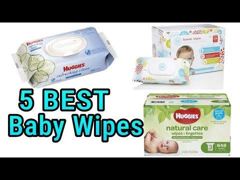 5 Best Baby Wipes 2020