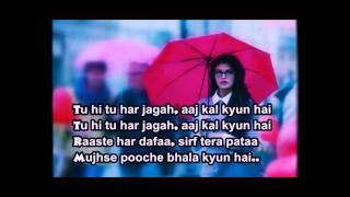 tu hi tu har jagah lyrics movie kick featuring salman khanjacqueline fernandez