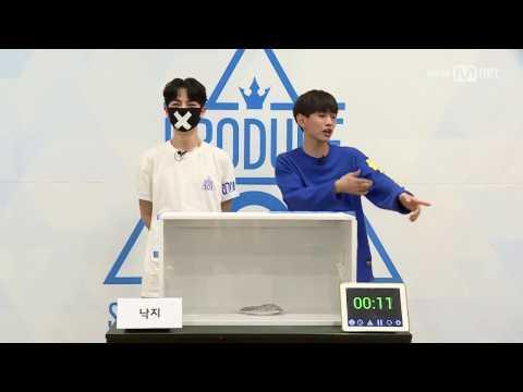 [ENG]Produce 101 S2 [Hidden Box] Yoon Yongbin  vs Lee Euiwoong