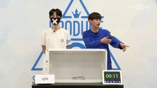 Video [ENG]Produce 101 S2 [Hidden Box] Yoon Yongbin  vs Lee Euiwoong download MP3, 3GP, MP4, WEBM, AVI, FLV Agustus 2017
