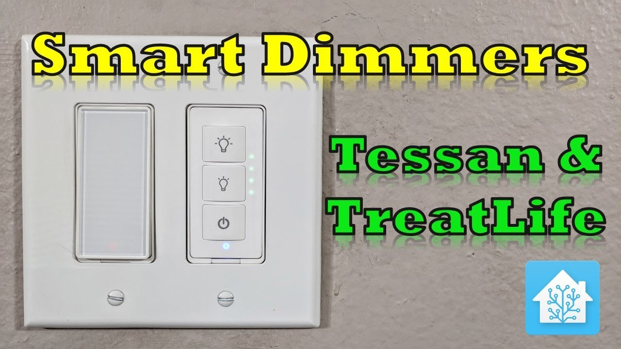 Tessan, Martin Jerry, and TreatLife Smart Dimmers - How to integrate them  with Tasmota