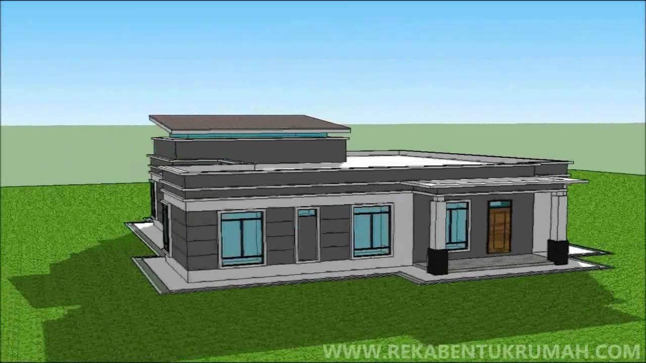 9800 Koleksi Gambar Rumah Banglo 4 Bilik HD