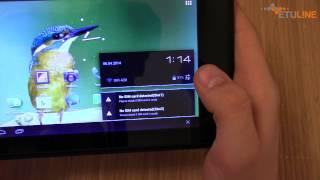 Видеоуроки по Android Урок 04 .Панель и Область Уведомлений