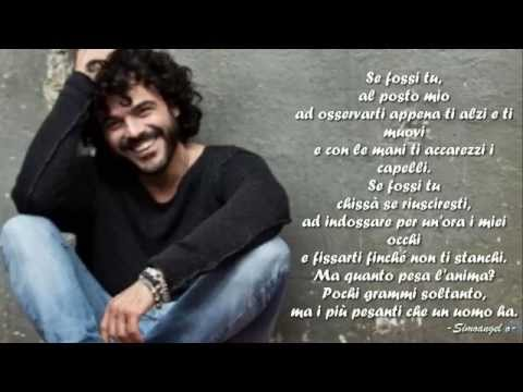 Francesco Renga - Era Una Vita Che Ti Stavo Aspettando (Testo/ Lyrics)