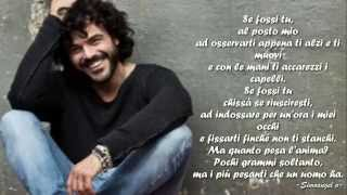 Francesco Renga - Era una vita che ti stavo aspettando (Testo/ Lyrics) thumbnail
