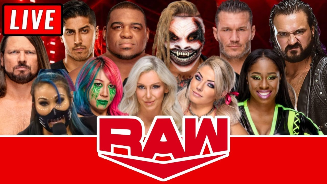 Download WWE RAW Live Stream February 8th 2021 Watch Along - Full Show Live Reactions