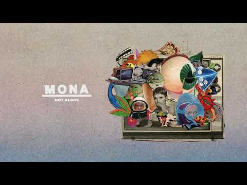 """Mona - """"Not Alone"""" (Official Audio)"""