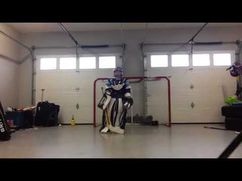 How to goalie with Kenneth king