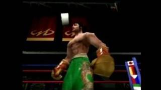 Ready 2 Rumble Boxing: Round 2 Nintendo 64 Gameplay