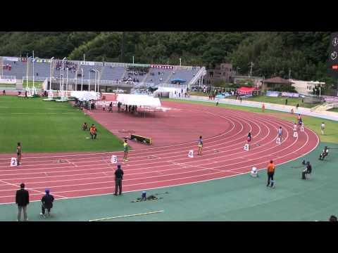 2015年 近畿IH 陸上 男子4×100m ...