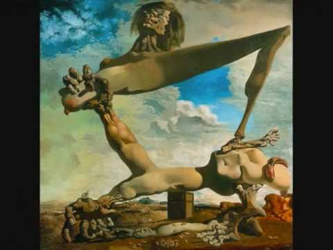 Salvador Dalì - Surrealistic Art of Paintings