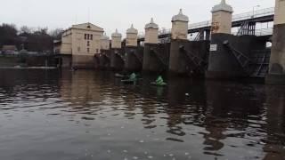 Ловля судака в грудні 2012 року Південний Буг(це відео створено за допомогою Відеоредактора YouTube (http://www.youtube.com/editor), 2016-12-11T20:02:33.000Z)
