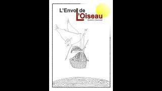 L'Envol de l'Oiseau (roman auto-fiction) - Interview sur RCF Lège - Quentin Léonard (Officiel)