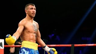 Vasyl Lomachenko - The Artist