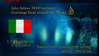 Voicemail1 - Jalsa Salana Germany 2010