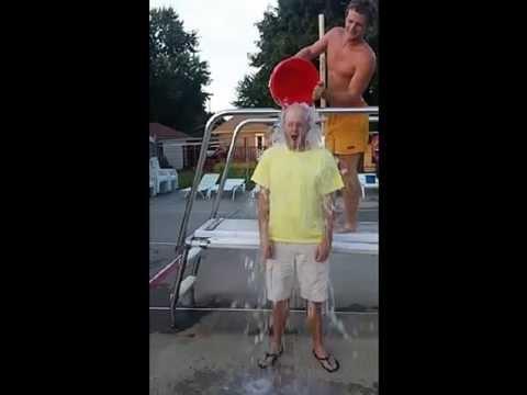Most Metal ALS Ice Bucket Challenge Ever.