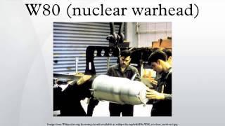 W80 (nuclear warhead)