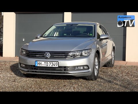 2015 vw passat b8 2 0 tdi 150hp drive sound 1080p. Black Bedroom Furniture Sets. Home Design Ideas