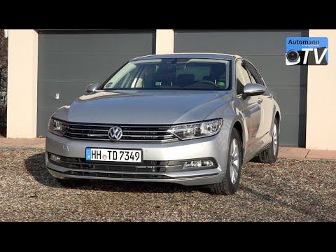 2015 VW Passat (B8) 2.0 TDI (150hp) - DRIVE & SOUND (1080p)