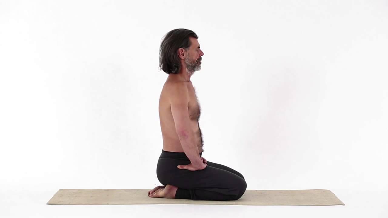Jalandhara Bandha Yoga Throat Lock