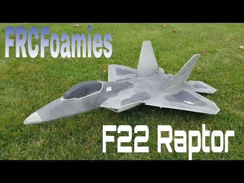 Rcpowers F22v2 With 7x5 Prop Doovi